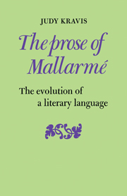The Prose of Mallarmé