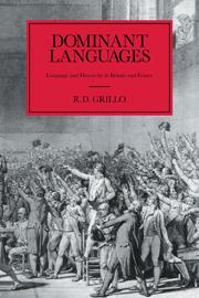 Dominant Languages