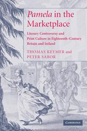 'Pamela' in the Marketplace