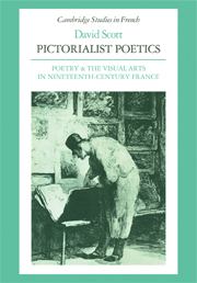 Pictorialist Poetics