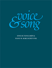 Voice and Song