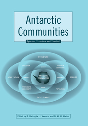 Antarctic Communities