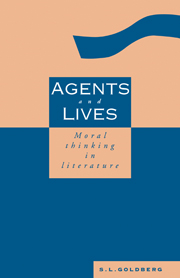 Agents and Lives