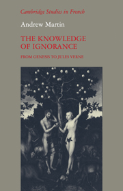 The Knowledge of Ignorance