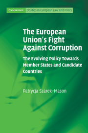 The European Union's Fight Against Corruption