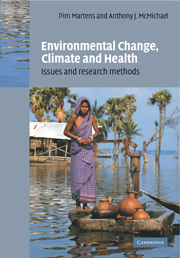 Environmental Change, Climate and Health