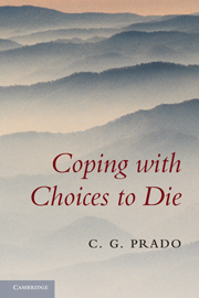 Coping with Choices to Die