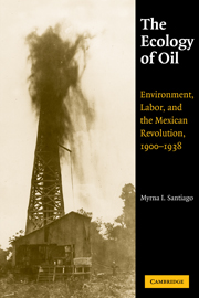 The Ecology of Oil
