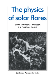 The Physics of Solar Flares