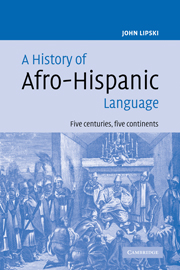 A History of Afro-Hispanic Language