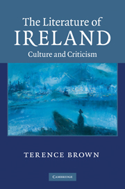 The Literature of Ireland