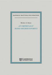 An Empirically-Based Microeconomics