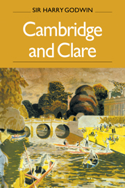 Cambridge and Clare