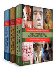 The Cambridge World Prehistory edited by Colin Renfrew and Paul Bahn - Cambridge University Press