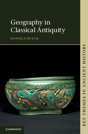 Geography in Classical Antiquity