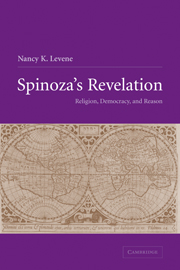 Spinoza's Revelation