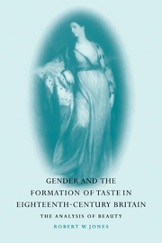 Gender and the Formation of Taste in Eighteenth-Century Britain
