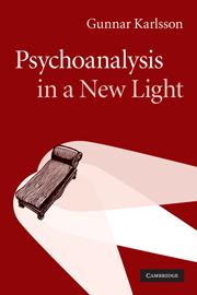 Psychoanalysis in a New Light