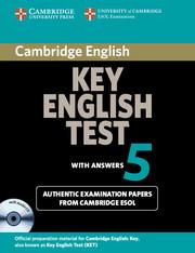 Cambridge Key English Test 5