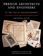 French Architects and Engineers in the Age of Enlightenment