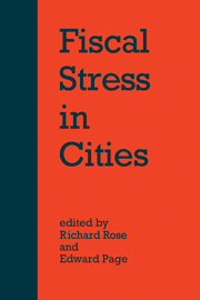 Fiscal Stress in Cities