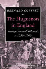 The Huguenots in England