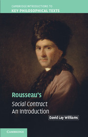 Roussea's Social Contract
