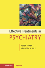 Effective Treatments in Psychiatry