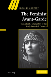 The Feminist Avant-Garde