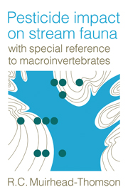 Pesticide Impact on Stream Fauna