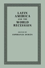 Latin America and the World Recession