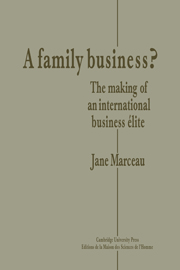 A Family Business?