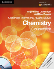 International AS and A Level Chemistry