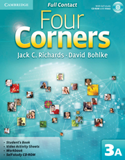 Four Corners Level 3 Full Contact A