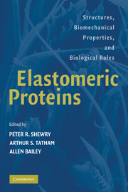 Elastomeric Proteins