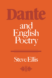 Dante and English Poetry