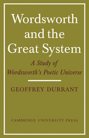 Wordsworth and the Great System