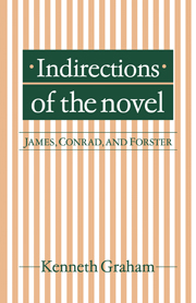 Indirections of the Novel
