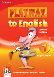 Playway to English 2nd Edition