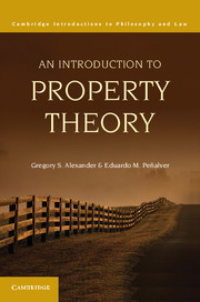 An Introduction to Property Theory