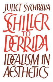 Schiller to Derrida