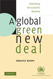 A Global Green New Deal