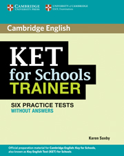KET for Schools Trainers