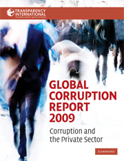 Global Corruption Report 2009