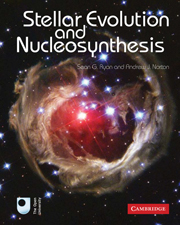 Stellar Evolution and Nucleosynthesis