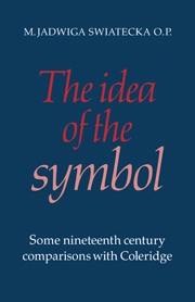 The Idea of the Symbol