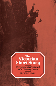 The Victorian Short Story