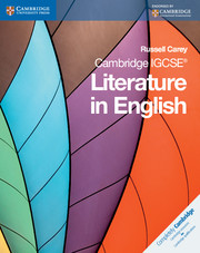 Cambridge IGCSE® Literature in English