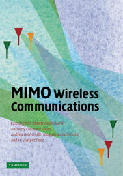 MIMO Wireless Communications