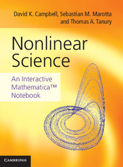 Nonlinear Science: An Interactive Mathematica™ Notebook